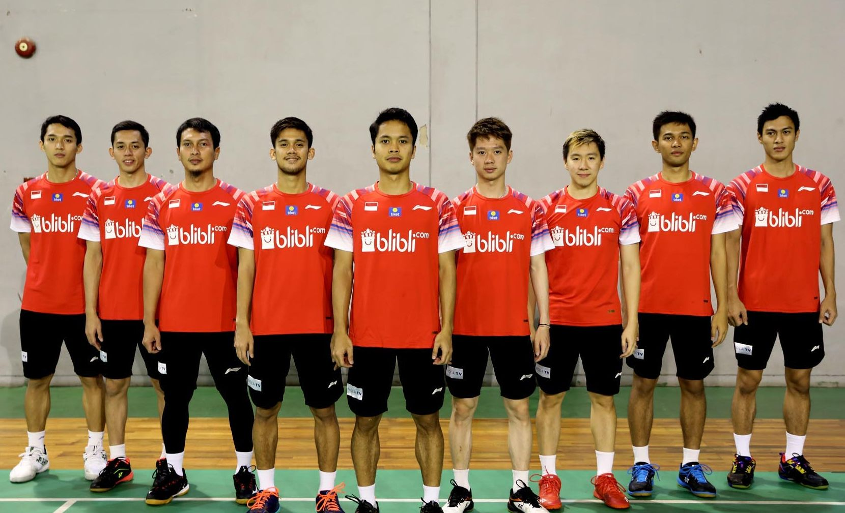 Jadwal Pertandingan Final Turnamen Badminton Asia Team Championship 2020 : Tim Putra Indonesia VS Tim Putera Malaysia
