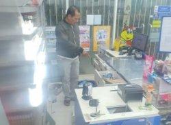 Sebuah Gerai Minimarket di Purwakarta Dirampok, Tiga Pelaku Membawa Samurai dan Menodongkannya Ke Dua Karyawan
