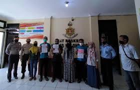 Belasan Narapidana di Kabupaten Kulonprogo Beas Meski Belum Menjalani Penahanan di Rutan